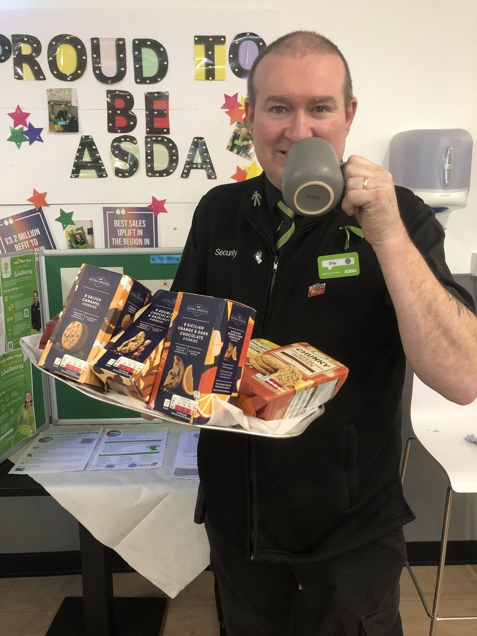 World Mental Health Day -Chat a Day Saturday  | Asda Cookstown