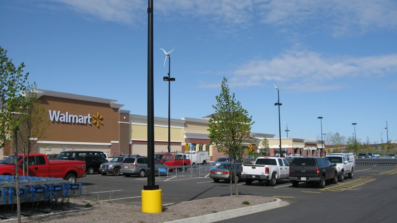 Walmart Amp Environmental Sustainability Expanding Solar