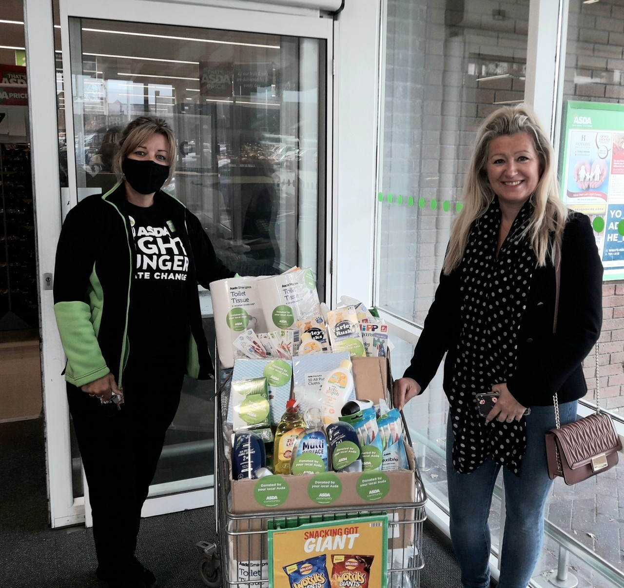 Helping our community | Asda Sutton in Ashfield