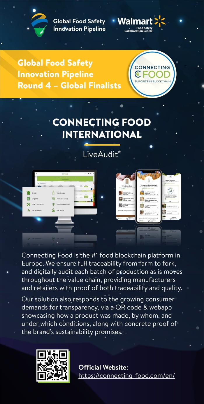 Global Finalists-Connecting Food
