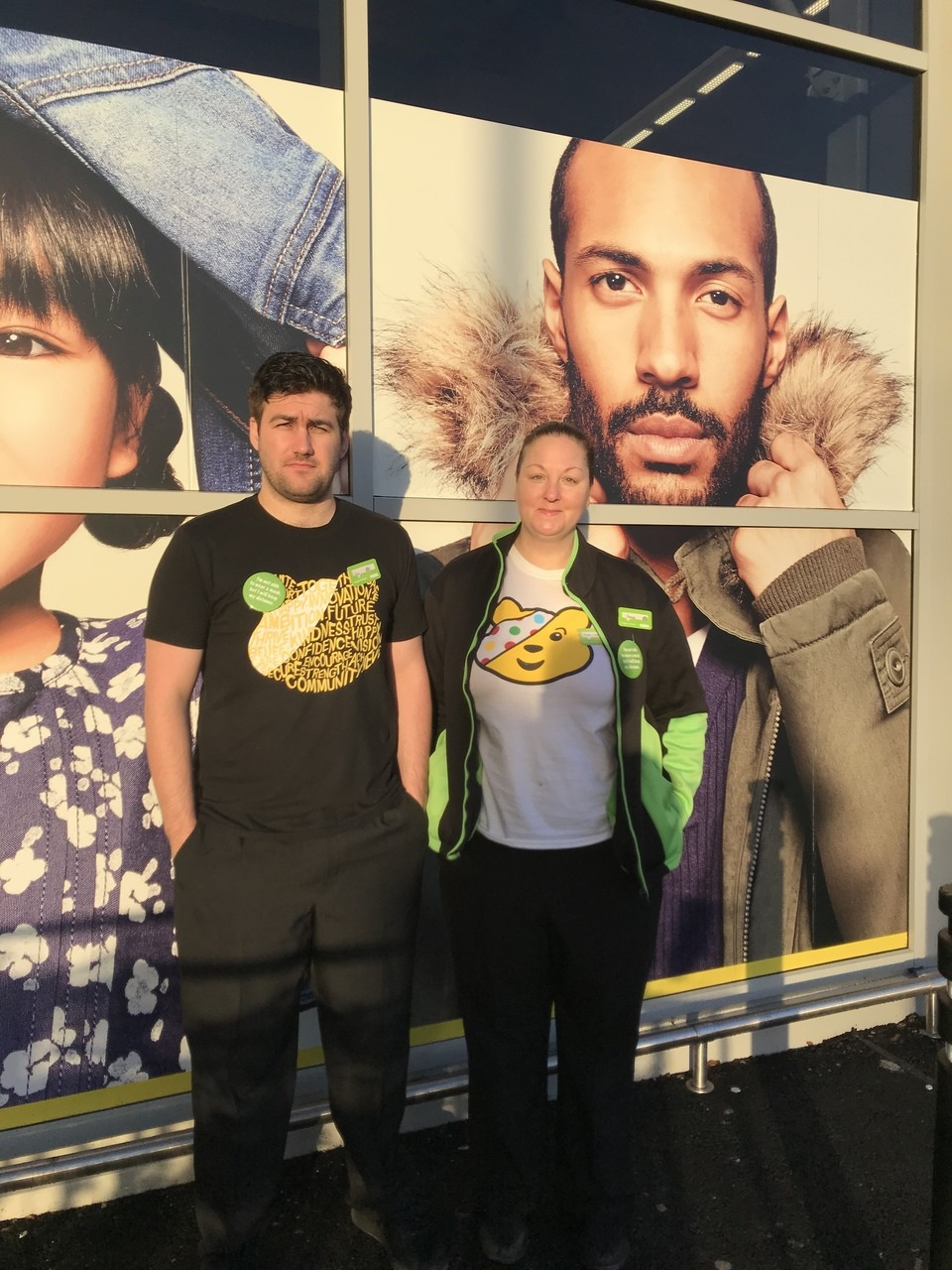 Children in Need 2020 | Asda Pwllheli