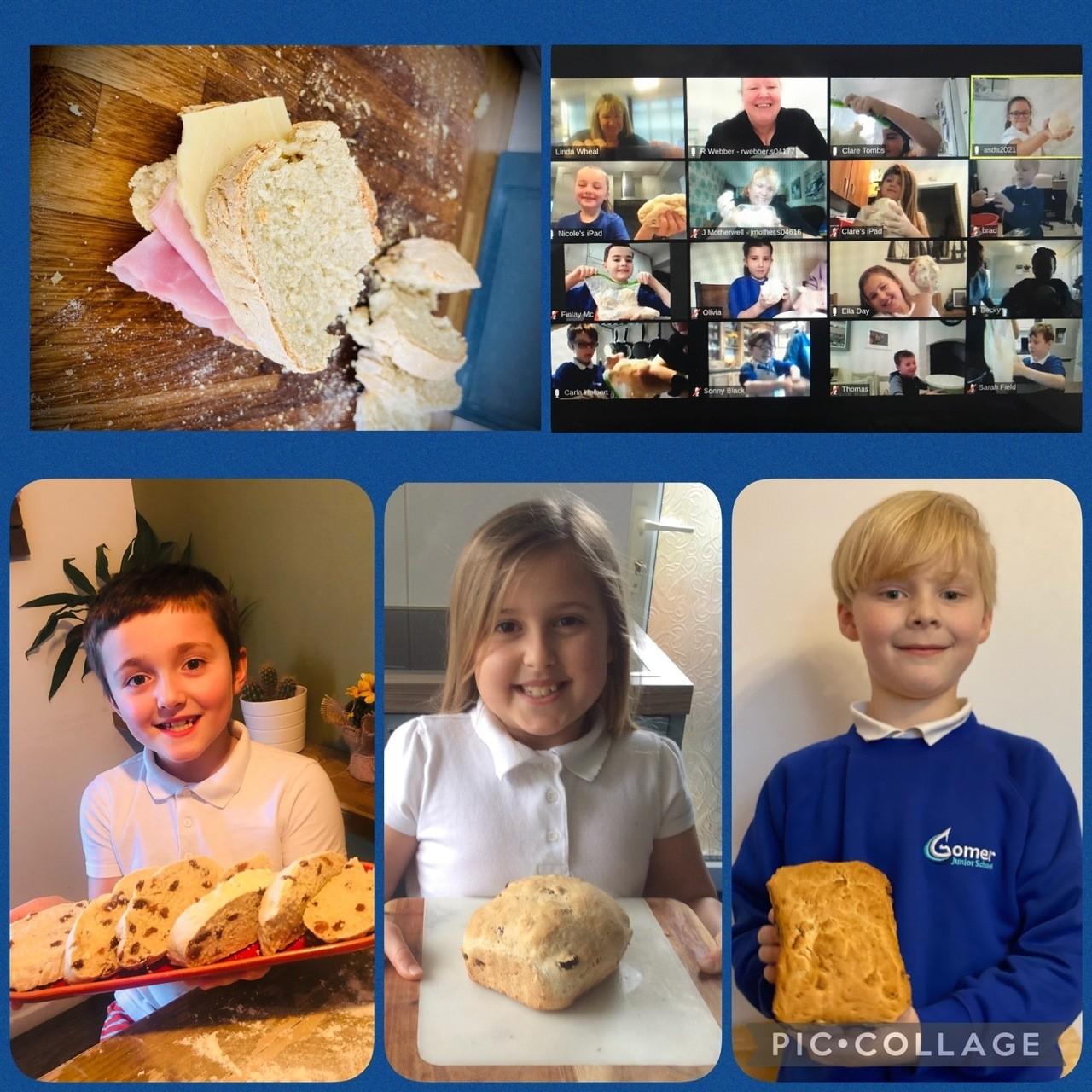 Young bakers | Asda Gosport