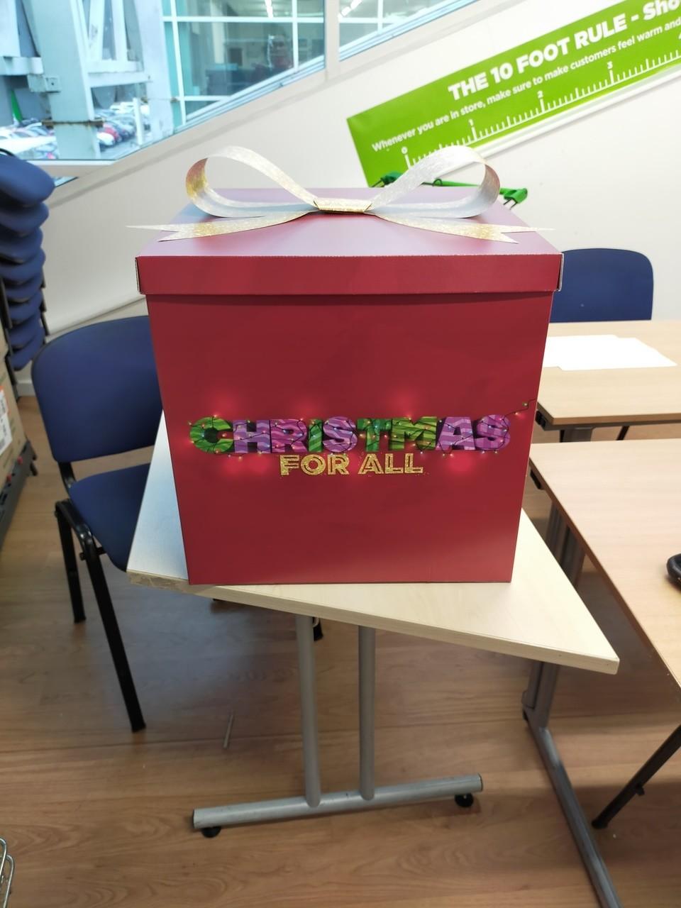 Toys donated | Asda Clydebank