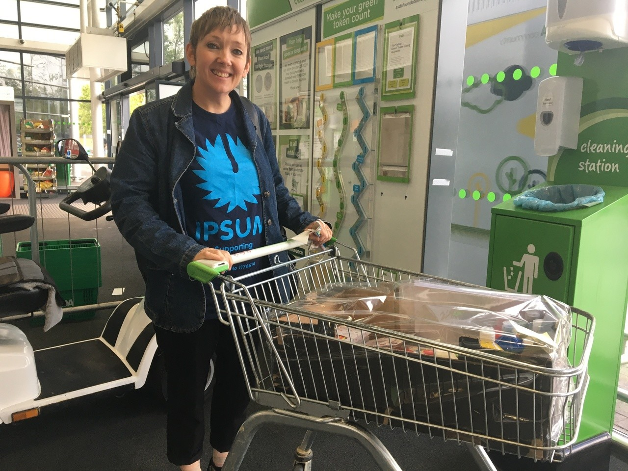 Supporting mental health | Asda Swindon Haydon