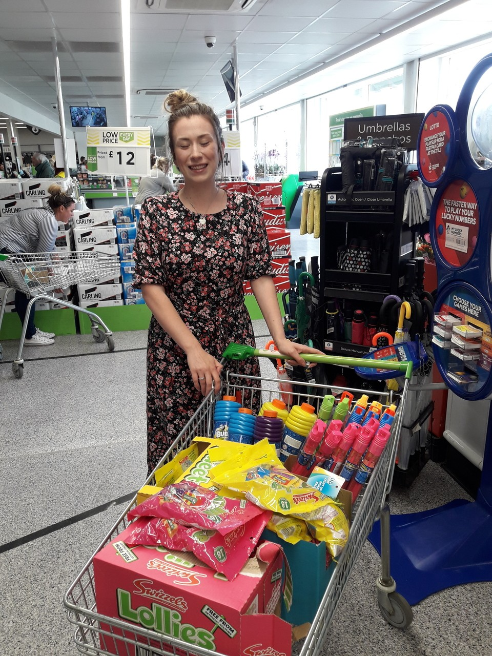 Donation from Asda Sedgley to Holy Trinity School | Asda Sedgley