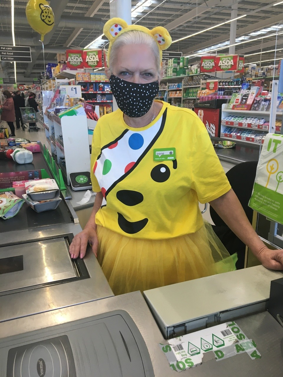 Children in Need 2020  | Asda Swindon Haydon