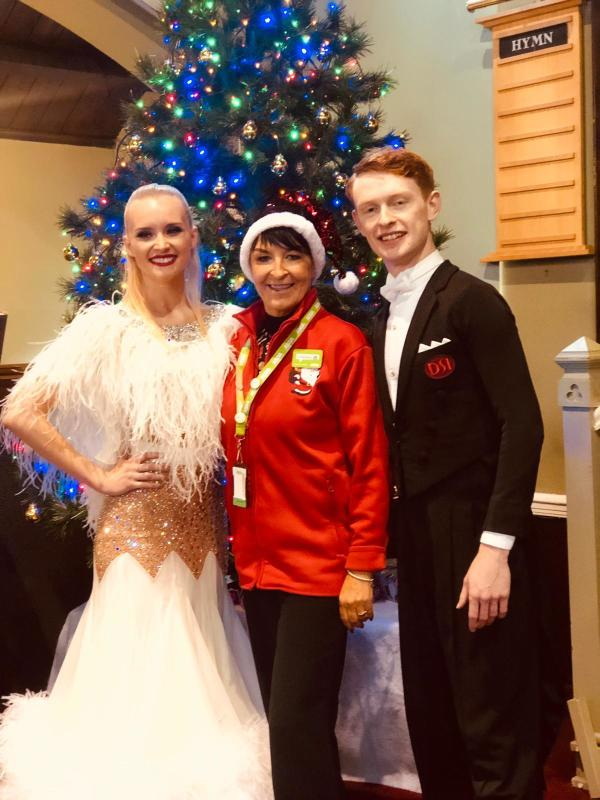 Asda Toryglen Christmas surprise for Rutherglen Carers