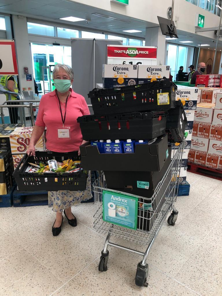 Breaking Bread Donation | Asda Great Bridge