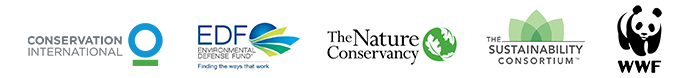 Forest conservation NGO logos