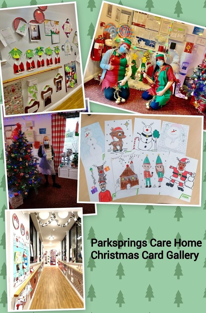 Christmas card gallery | Asda Motherwell