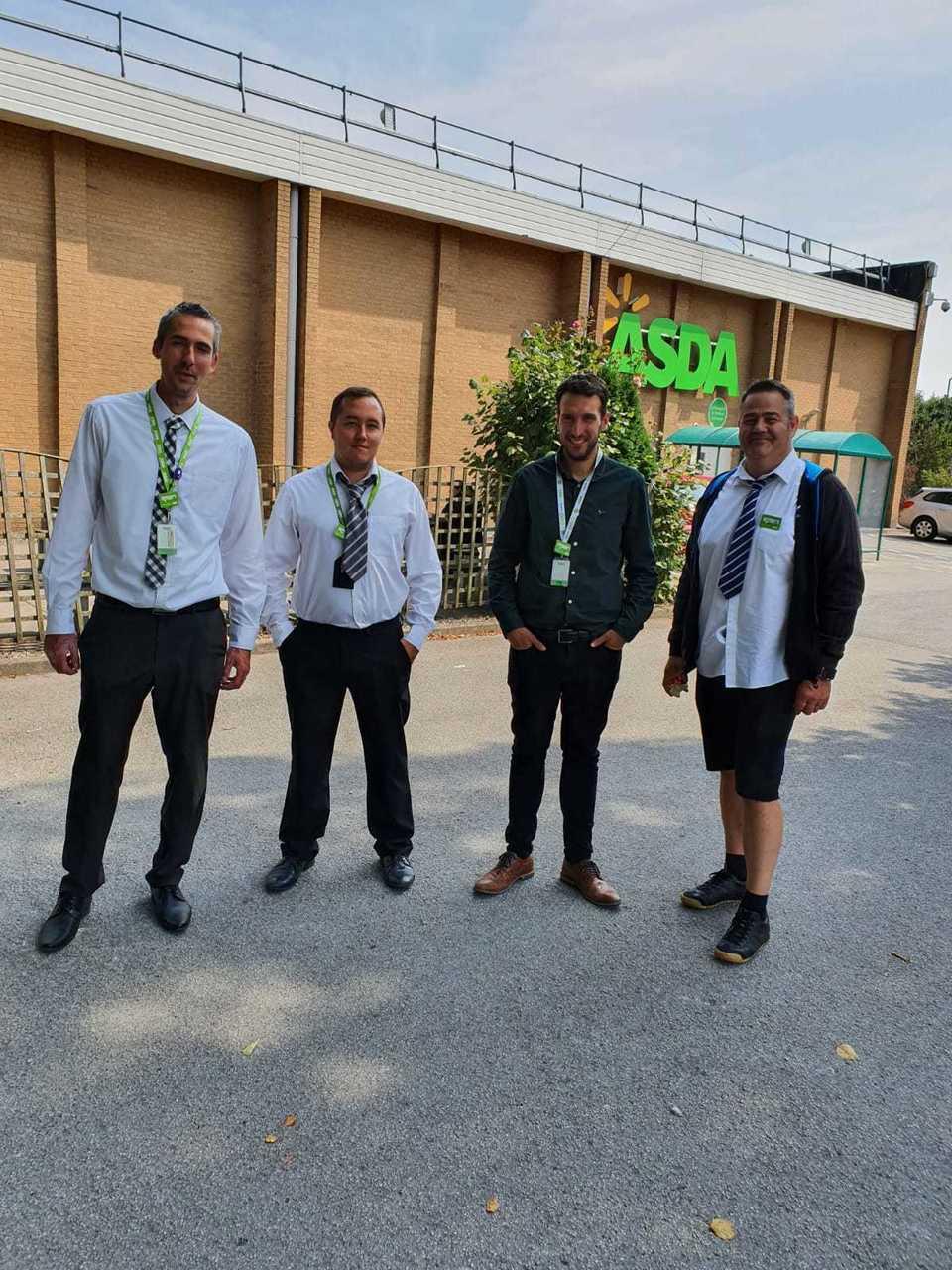 Celebrating back to school | Asda Derby