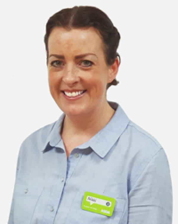 Asda Senior Manager for Plastic Reduction Nikki Dixon