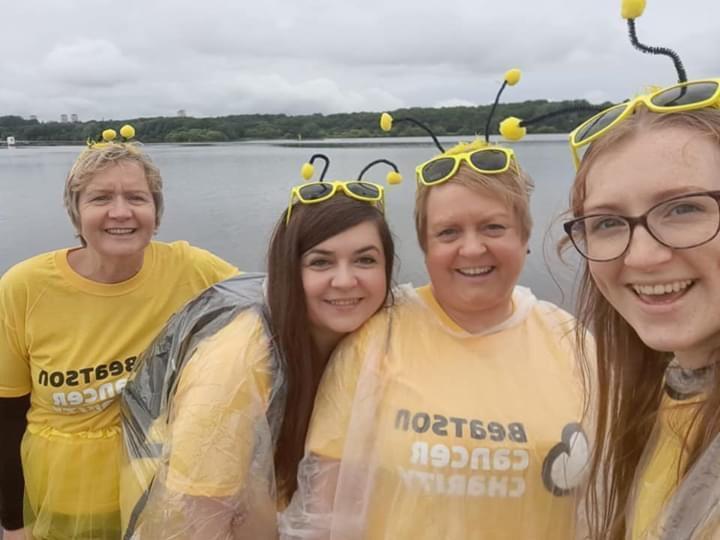 Colleague Rose raises £1,000 for cancer charity | Asda Hamilton