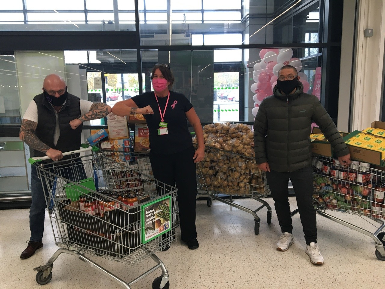 Supporting local families | Asda Swindon Haydon
