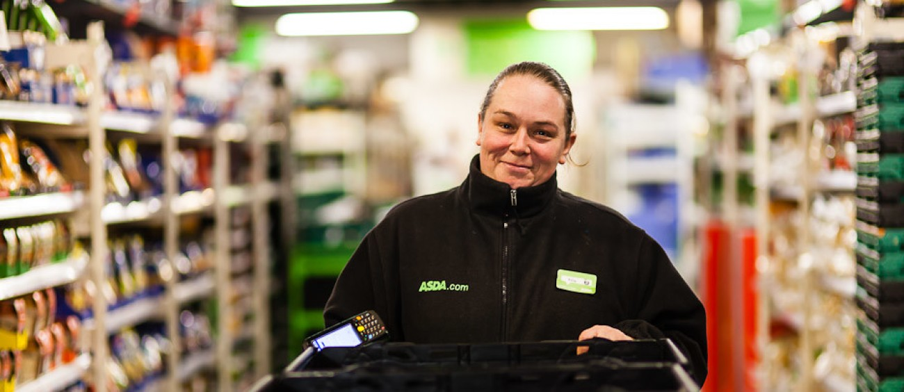 Asda colleague