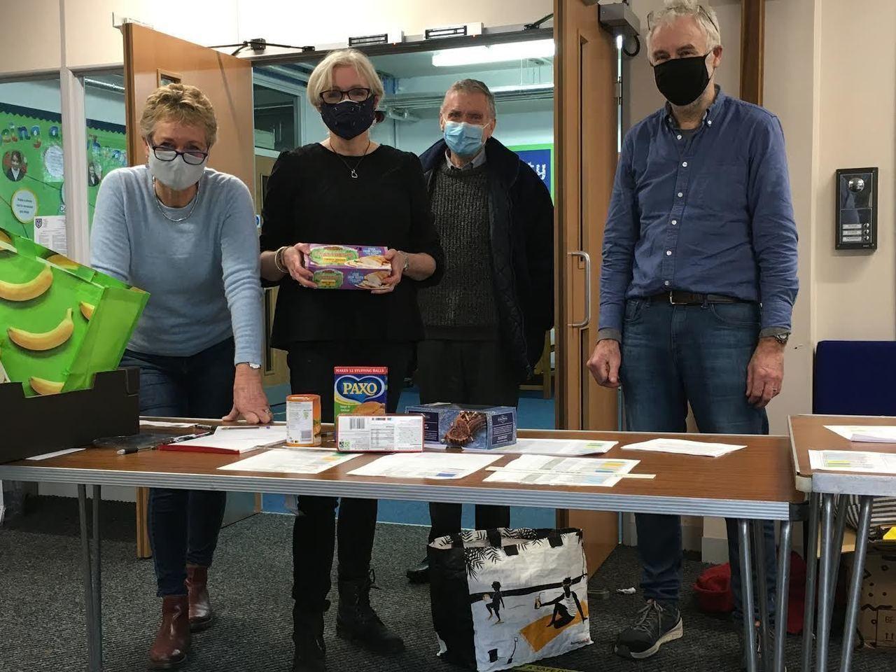 Howe Trust - Christmas Day parcels | Asda Wheatley