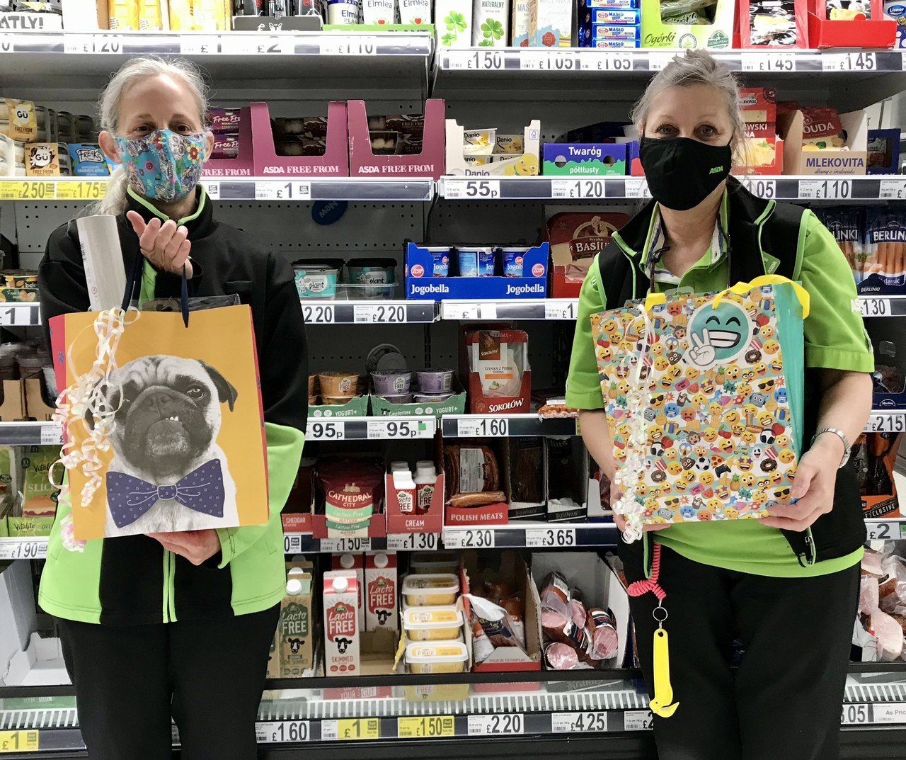 Portrayal of a Pandemic | Asda Frome