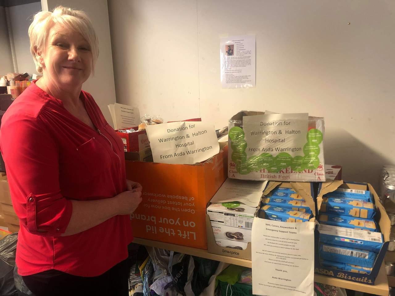 Happy to help | Asda Warrington