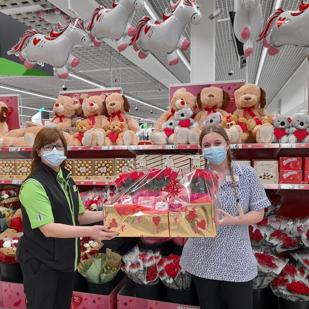 Sharing a little love  | Asda Southampton