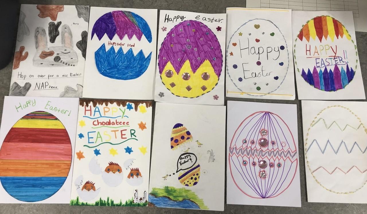 Easter Pen Pals | Asda Wakefield