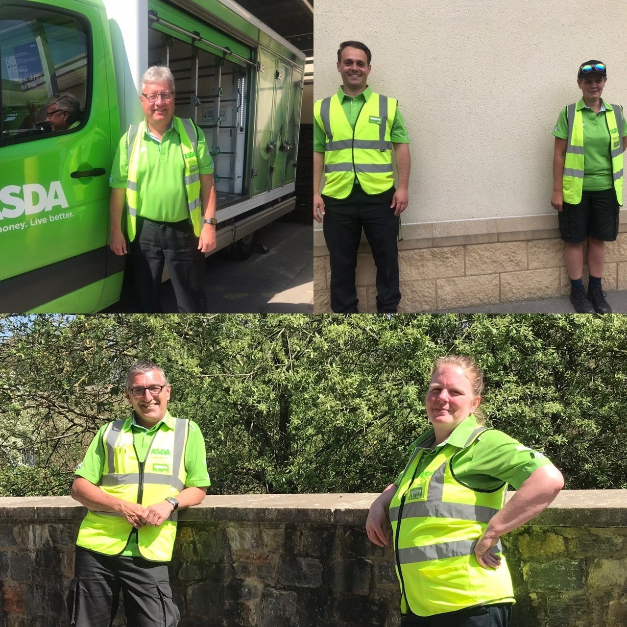 Our hero drivers | Asda Frome