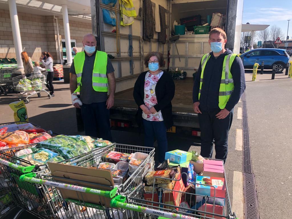 Community grant | Asda Hartlepool