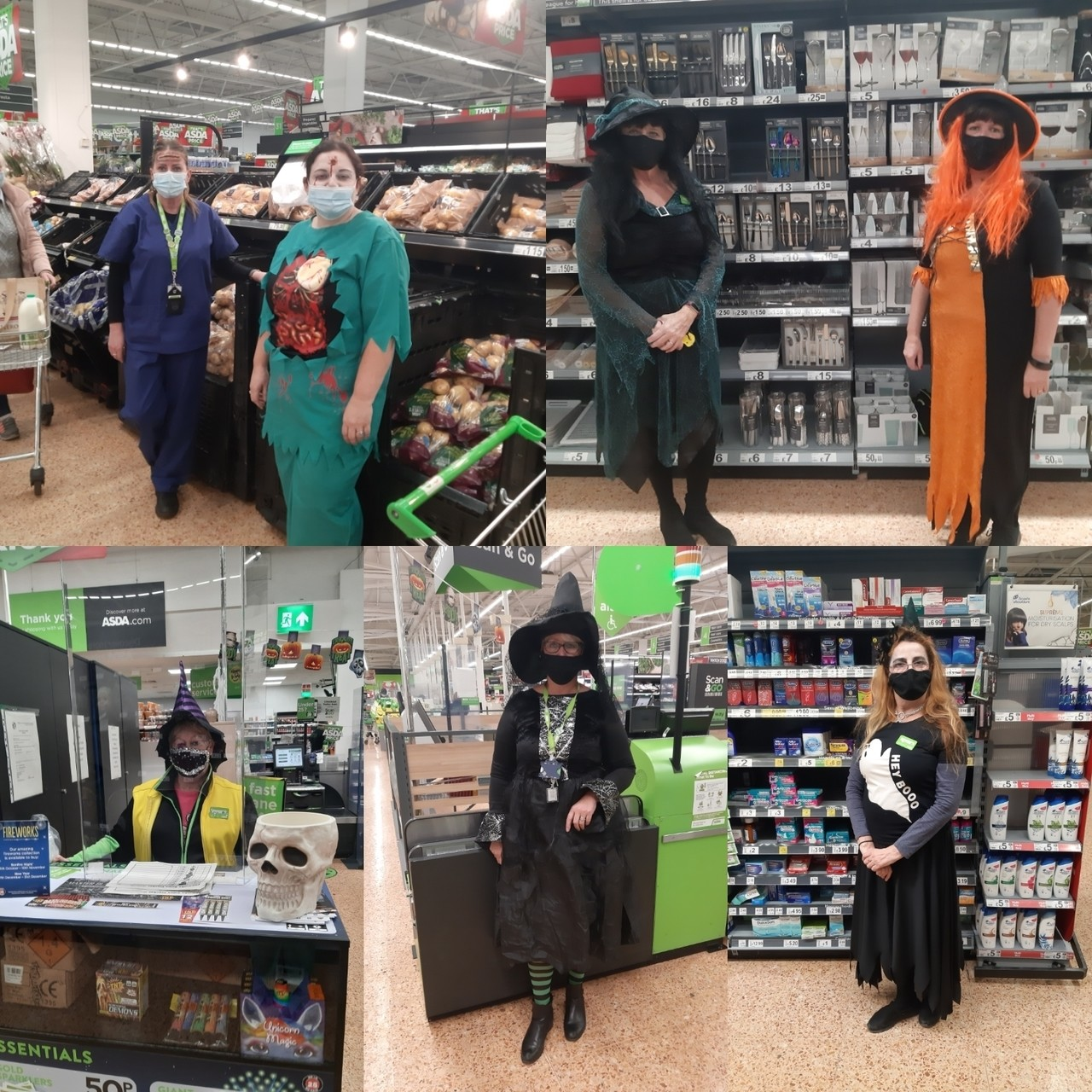 Spooktacular day  | Asda Middlesbrough