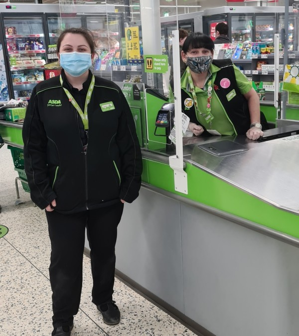 Asda Isle of Wight Mother's Day