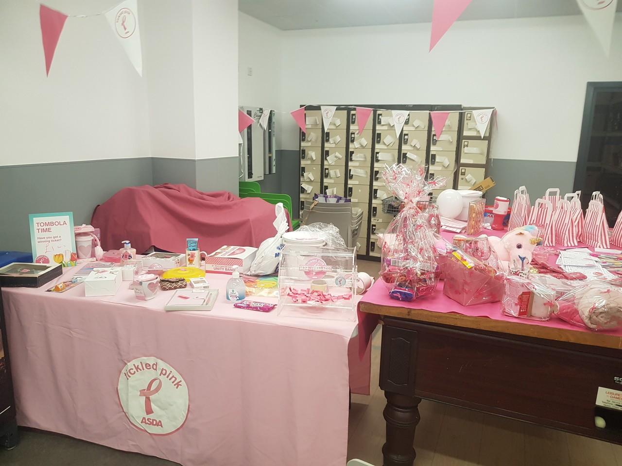 Tickled Pink Celebrations in the Heath   Asda Small Heath