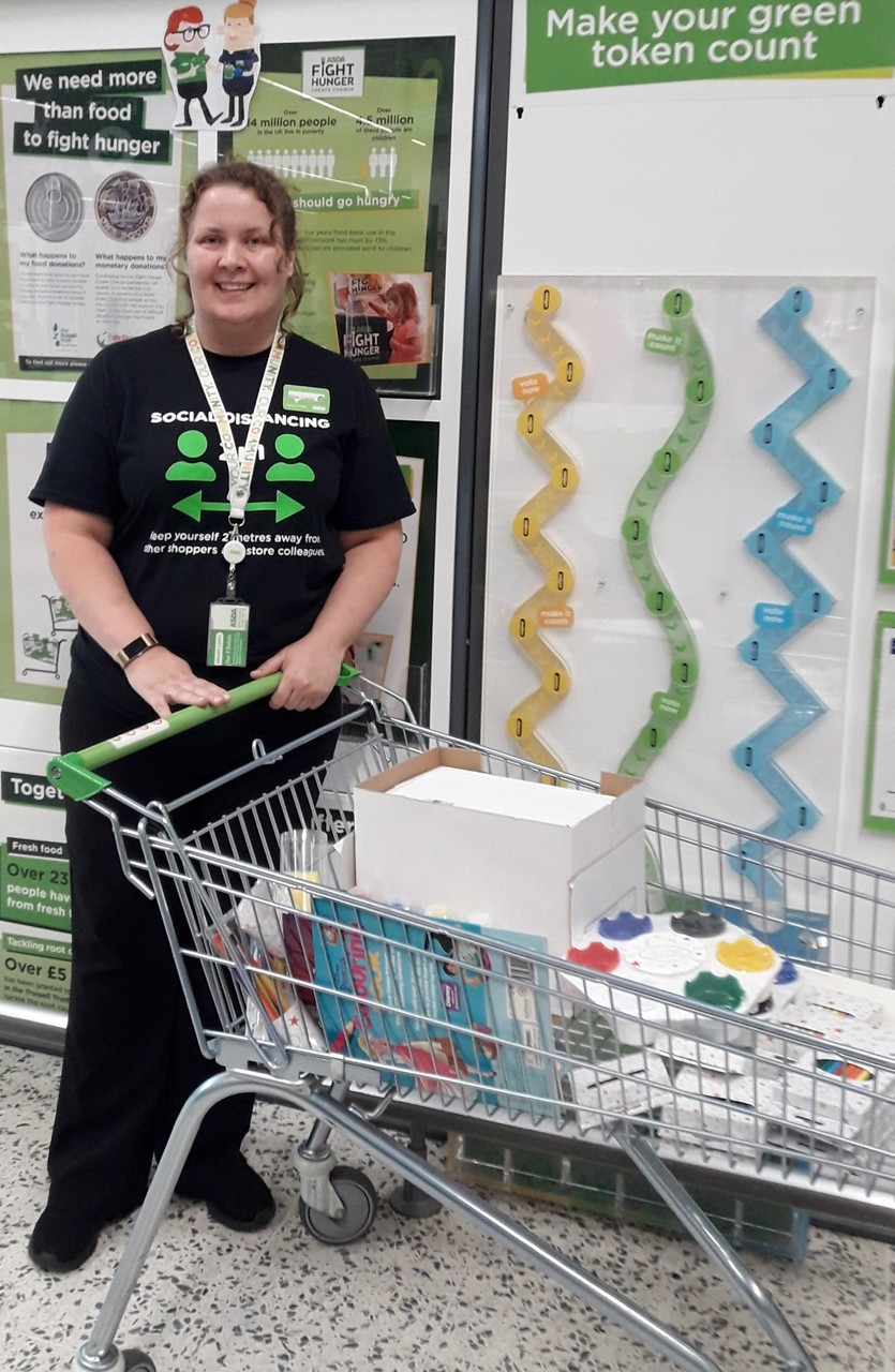 Donation Support for Shaftesbury Youth Summer Day Club | Asda Bromborough