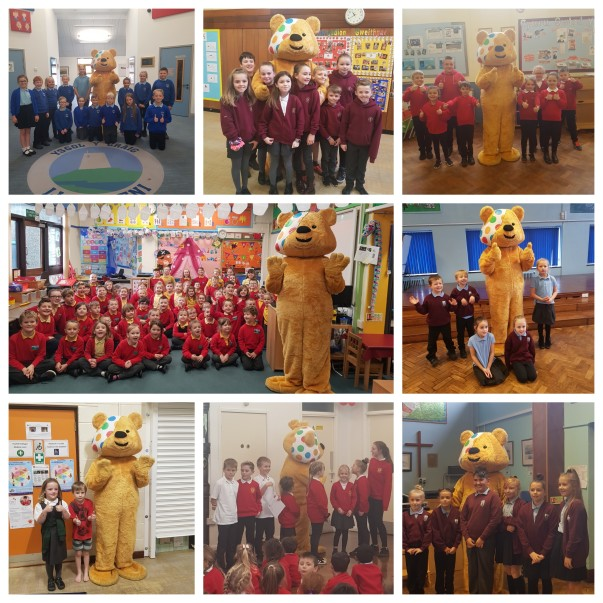 Asda colleagues hold fundraising events for BBC Children in Need