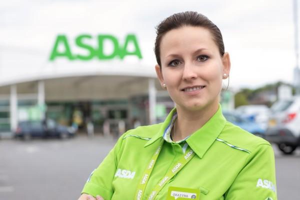 Asda Leyton Mills community champion Grace Wypych