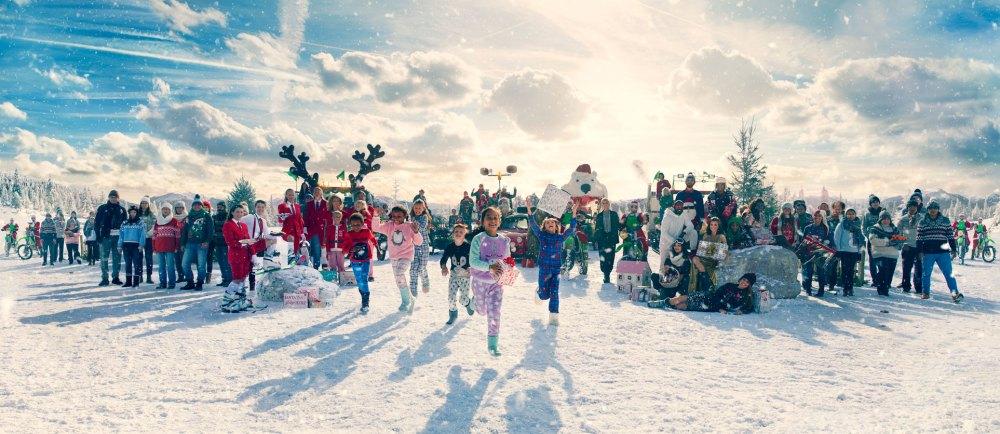 Christmas advert – Livingston