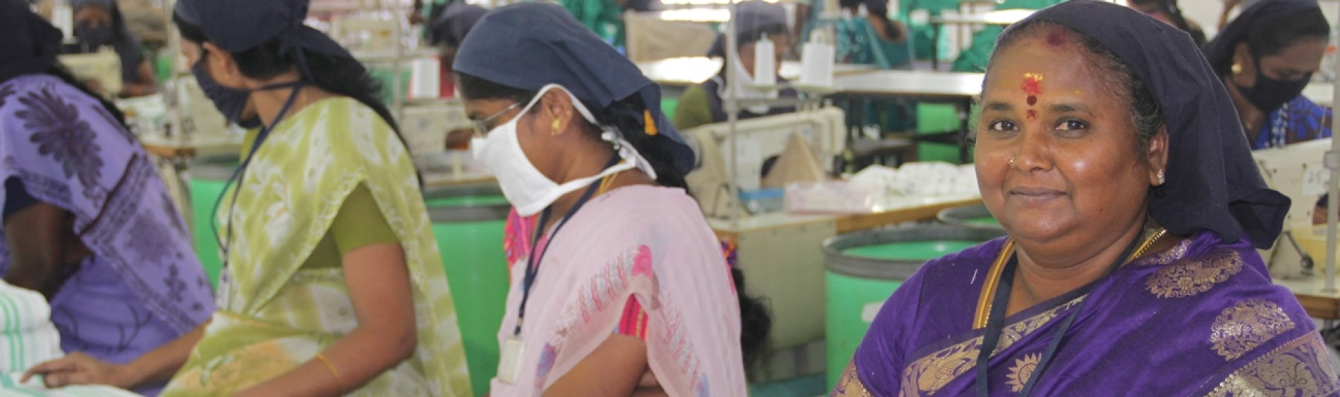 Bangladesh apparel with female workers