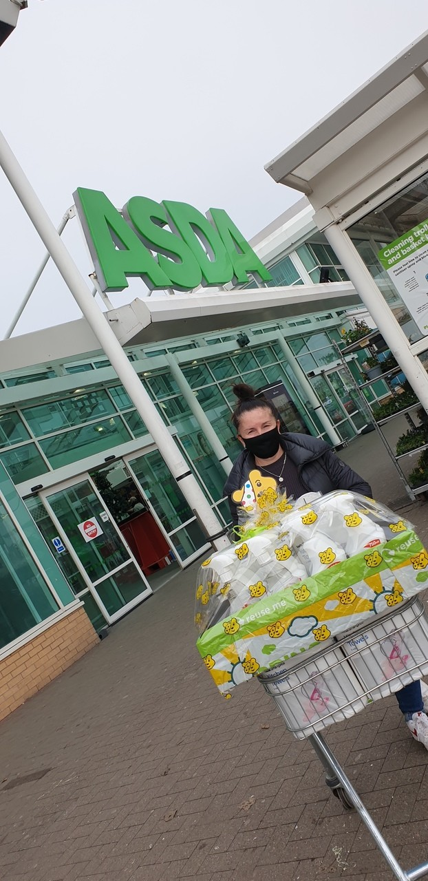 Happy to help Revolve Recycle | Asda Toryglen