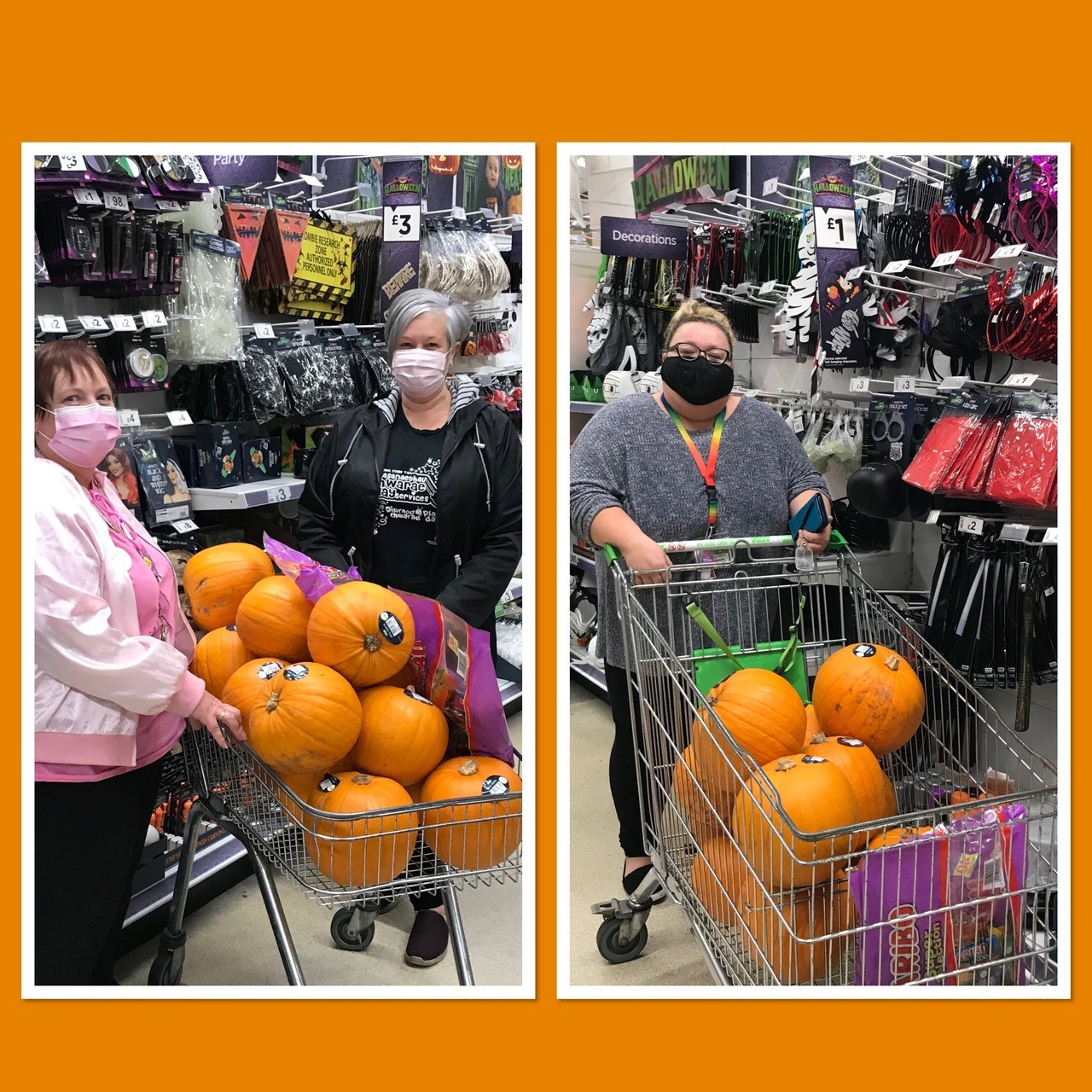 Helping little ones have fun this Halloween | Asda Tonypandy