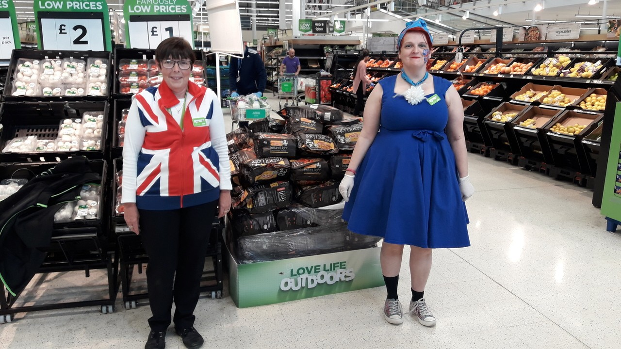 75th anniversary of VE Day | Asda Coventry