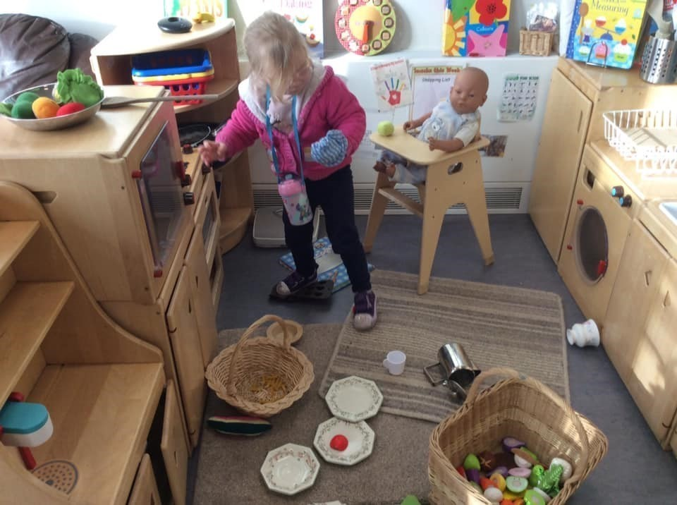 Donation For Stepping Stones Playgroup   Asda Forfar