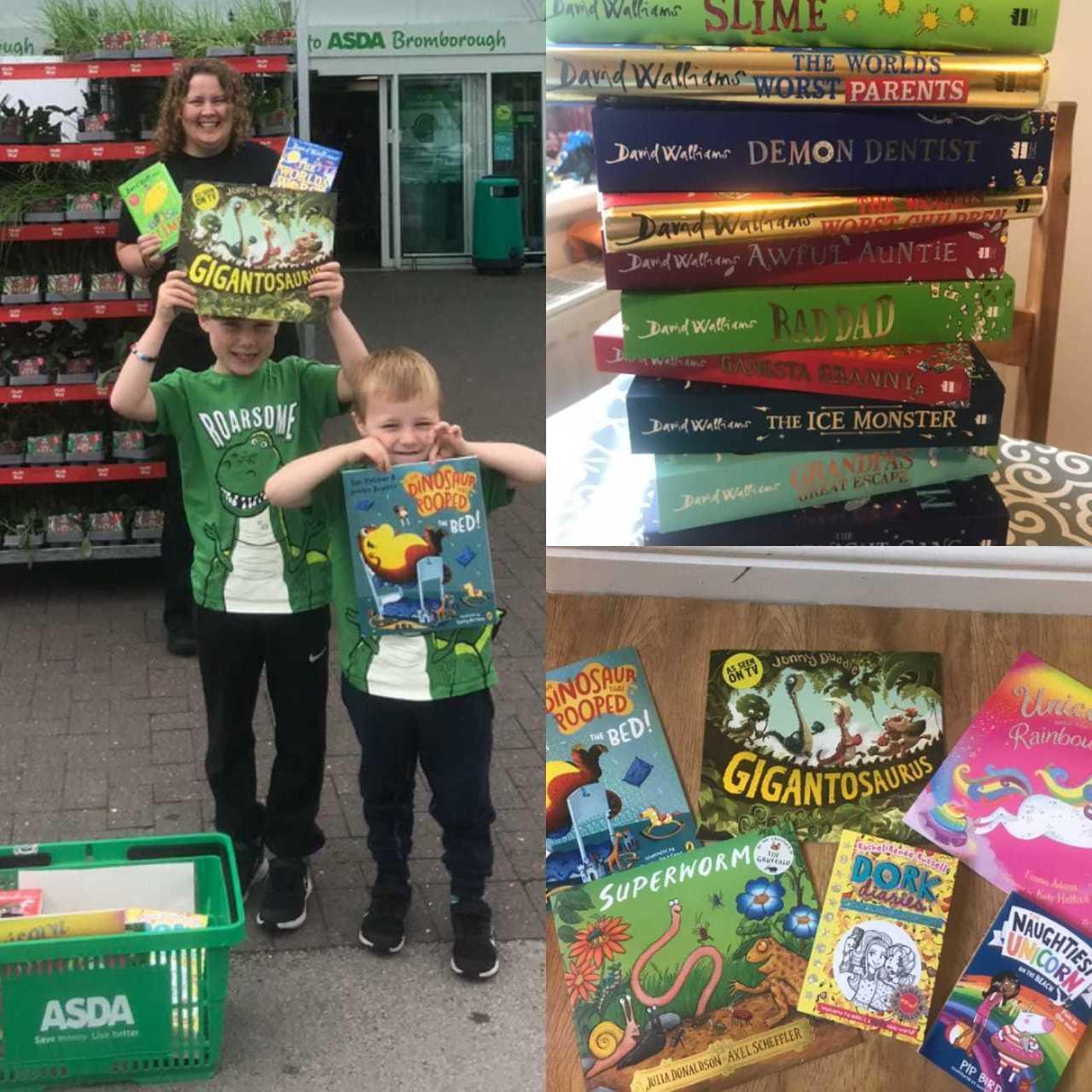Helping Stanton Road PTA get back on track | Asda Bromborough