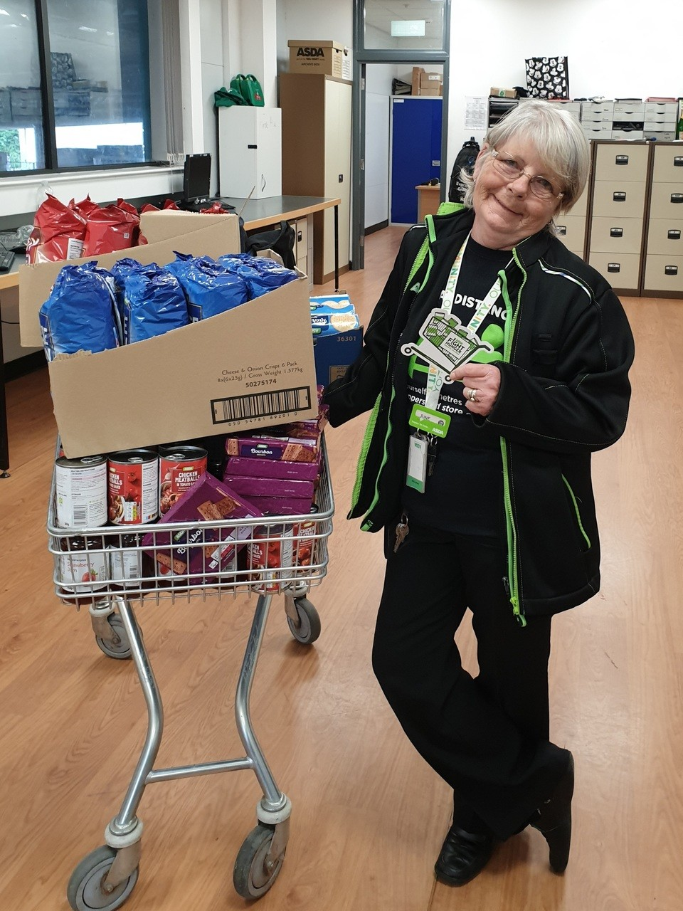Fight Hunger Create Change support | Asda Hereford