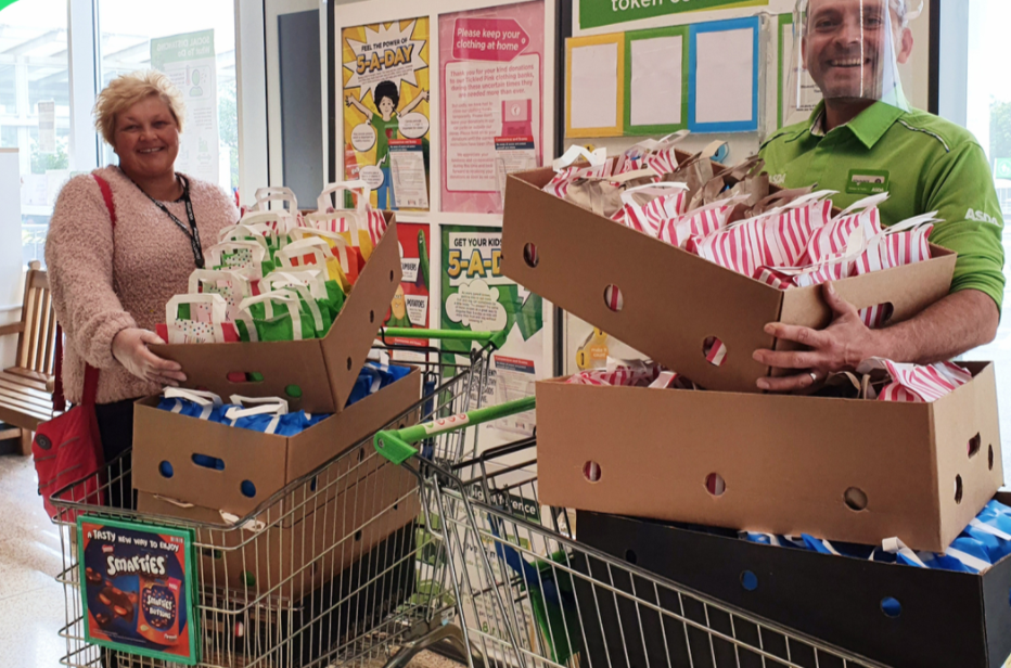 Local heroes | Asda Plymouth