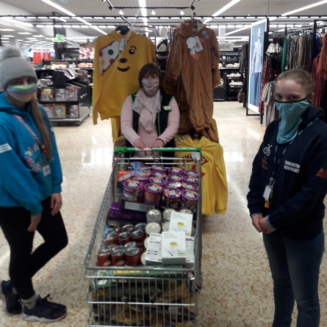 Helping our local community | Asda Cramlington