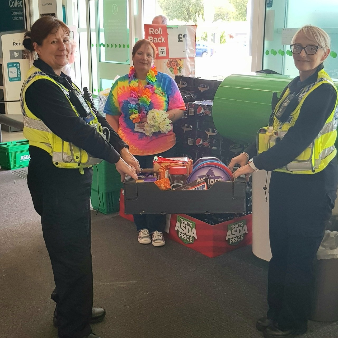 Thank you | Asda Tonypandy