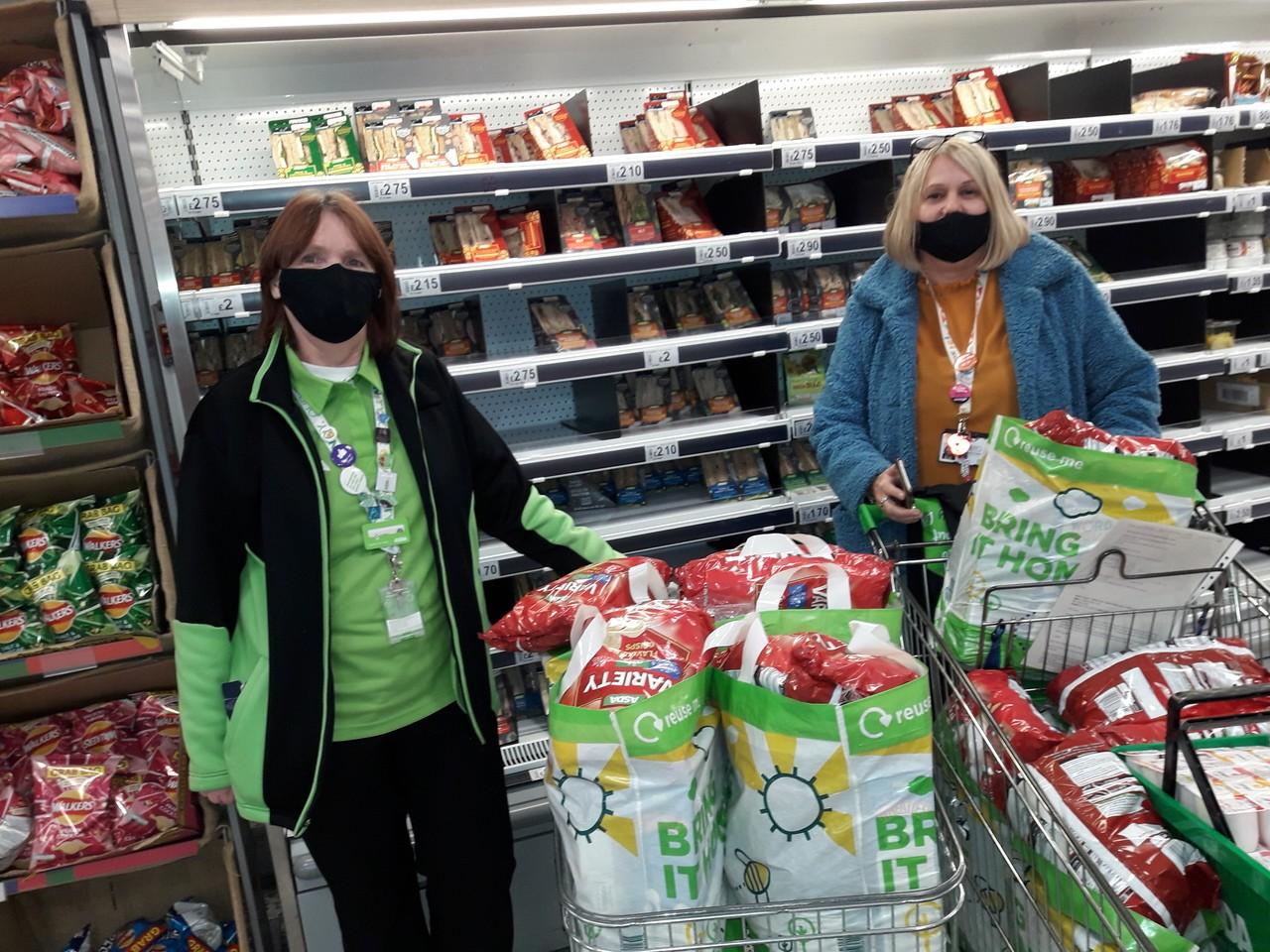Asda Ashton helps local community with holiday hunger | Asda Ashton