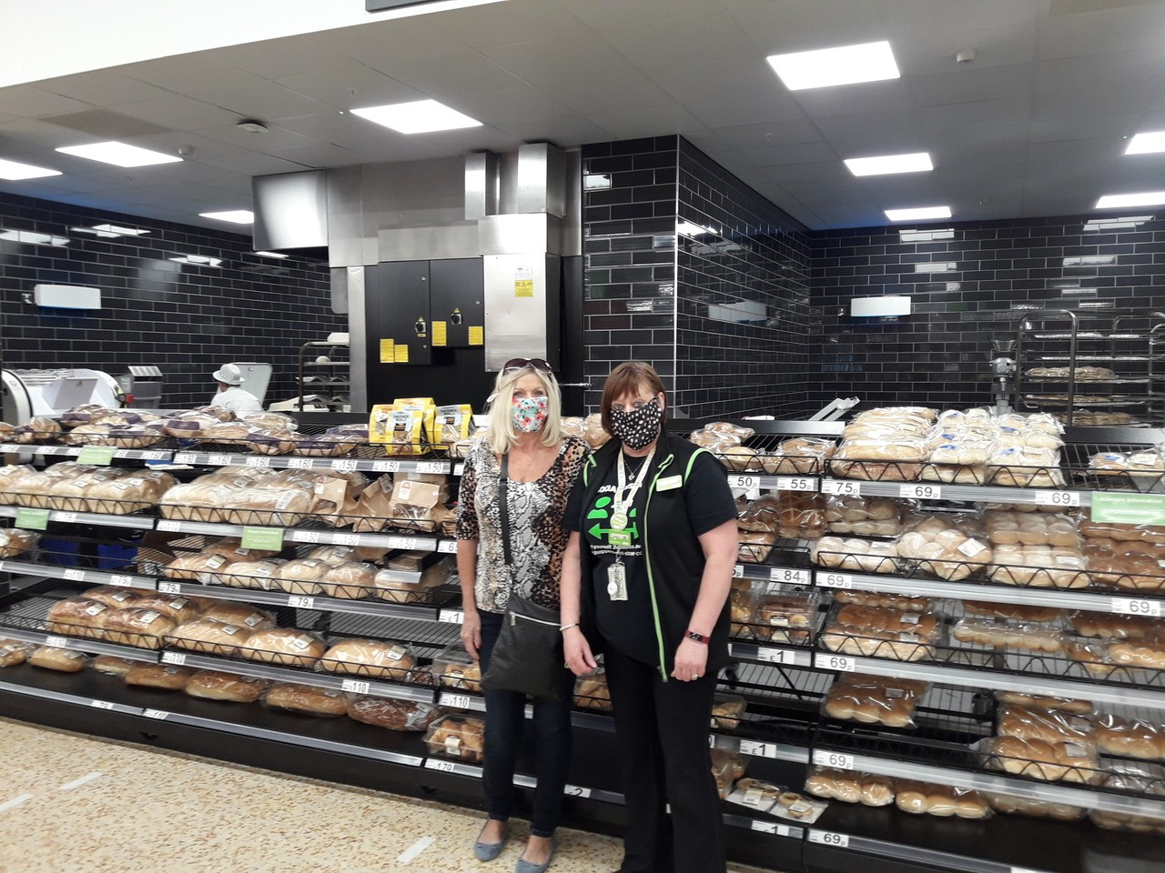 Changes look amazing | Asda Cramlington