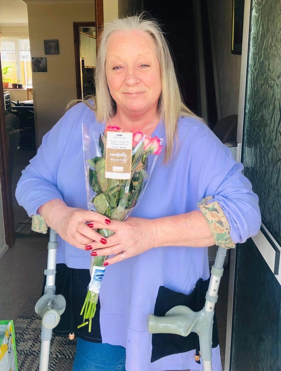 Thank you flowers | Asda Clacton-on-Sea