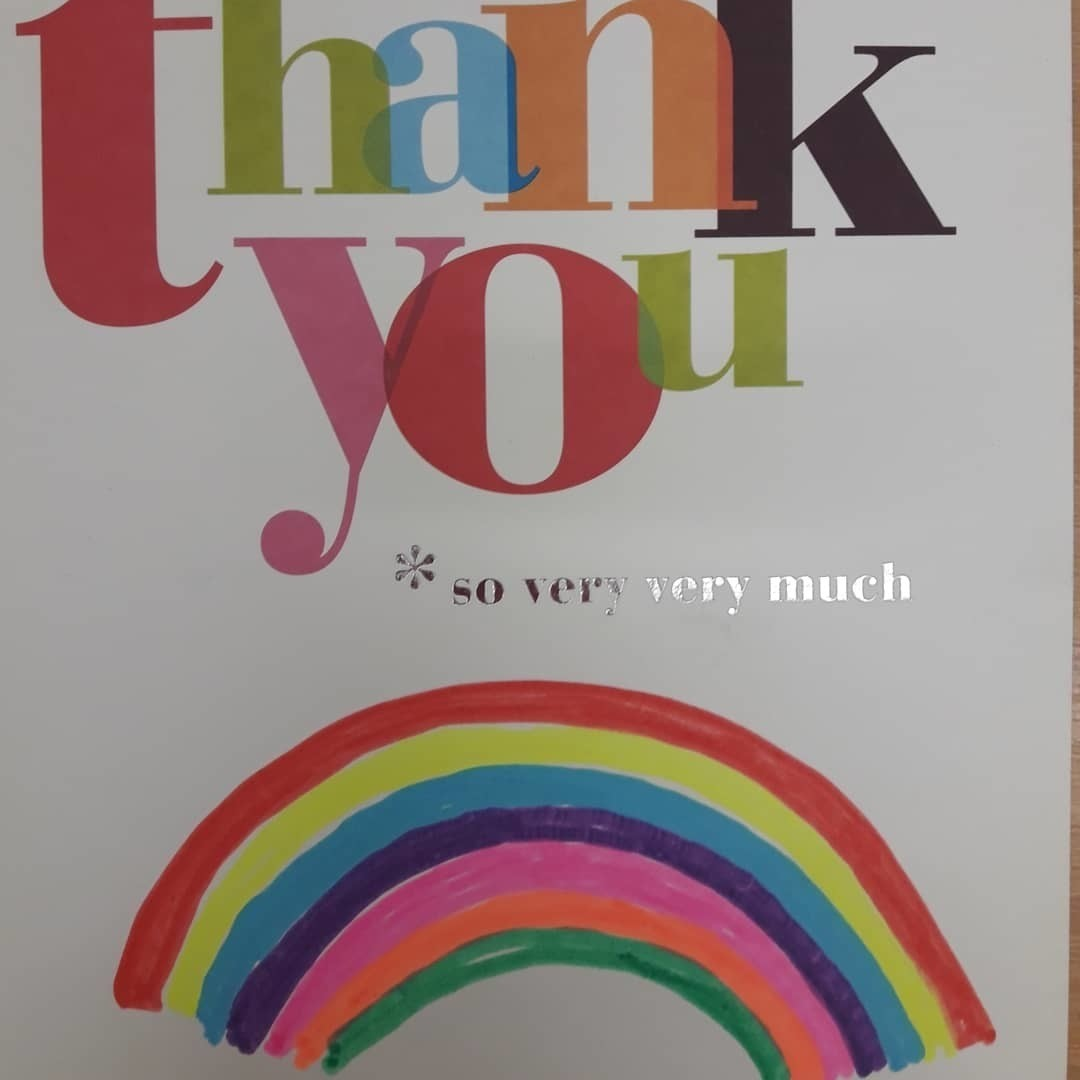 Colleague thanks | Asda Reddish