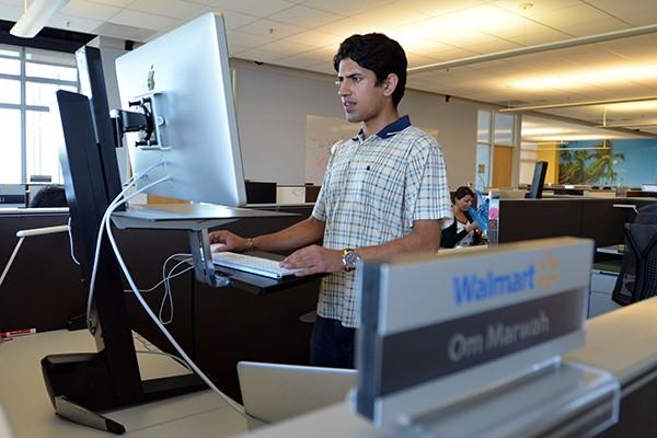 Cognitive Scientist Om Marwah at Work in San Bruno