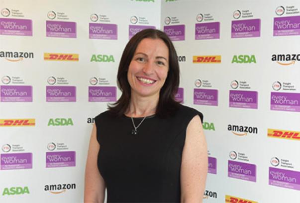 Asda Strategic Innovation Director Debbie Pye