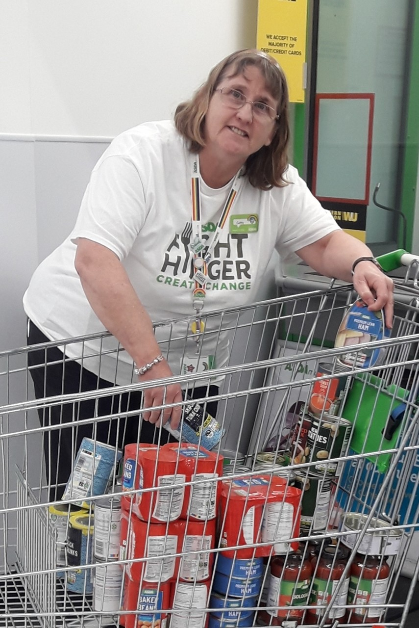 Fight Hunger - Create Change | Asda Westbrook